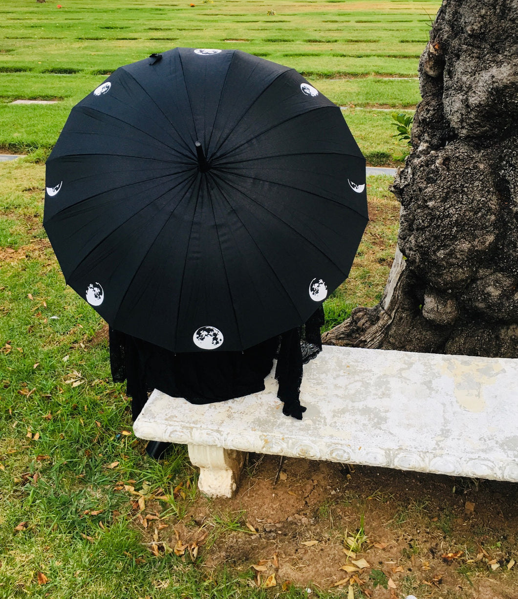Moon Phase Umbrella