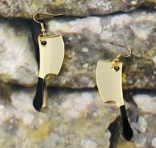 Load image into Gallery viewer, Cleaver Earrings