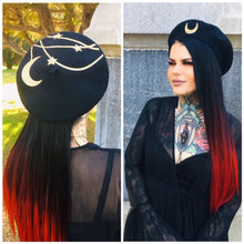Load image into Gallery viewer, Vegan Beret - Holiday Collection