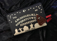 Load image into Gallery viewer, Limited Edition - Spirit Board Clutch & Crossbody - Collab with Hybrid Hollow