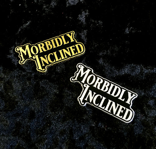 Morbidly Inclined Pin