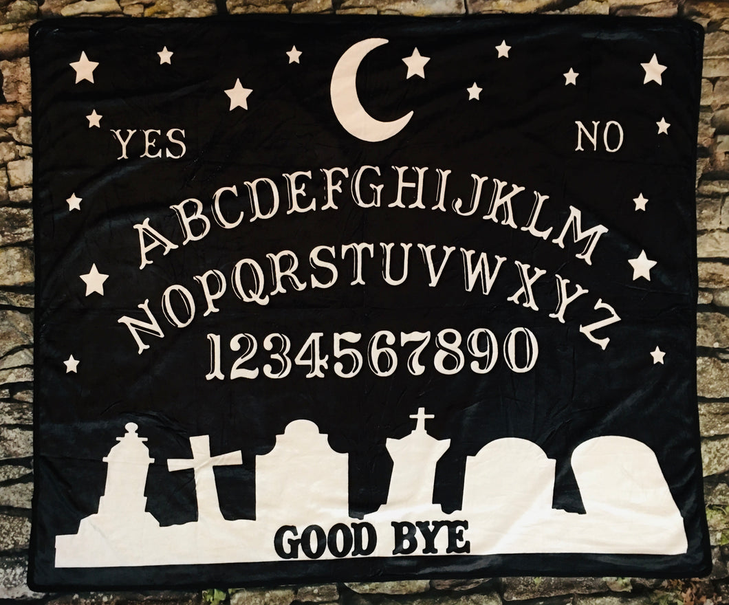 Fleece Blanket - Spirit Board