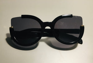 Mod Cat Eye Sunglasses