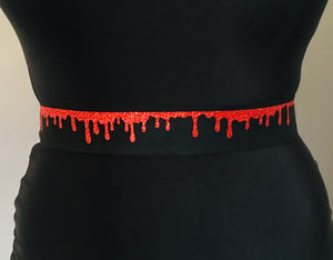 Vegan Suede Belt