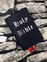 Load image into Gallery viewer, Holy Bible Book Clutch & Crossbody