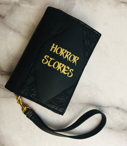 """Horror Stories"" Wallet"