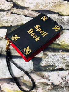 Spell Book Wallet