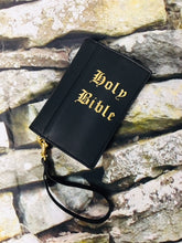 Load image into Gallery viewer, Holy Bible Book Wallet