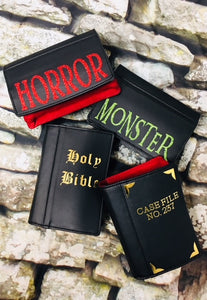 Mortuary Science Book Wallet