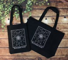 Load image into Gallery viewer, Spider Web Tote - Heavy Duty