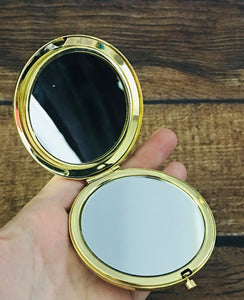 Mirrored Compact