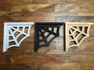 Spider Web Door Corners