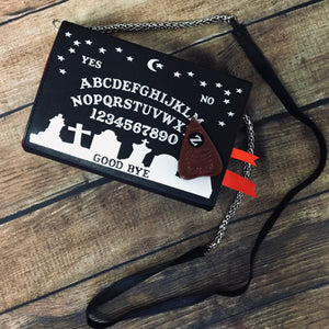 Limited Edition - Spirit Board Clutch & Crossbody - Collab with Hybrid Hollow