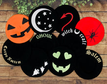 Load image into Gallery viewer, Vegan Beret - Halloween Collection