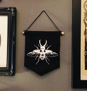 Small Banner - Beetle