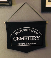 Load image into Gallery viewer, Large Banner - Salem Cemetery
