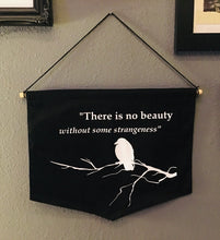 Load image into Gallery viewer, Large Banner - Poe Quote