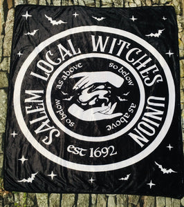 Fleece Blanket - Witches Union