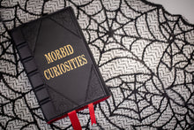 Load image into Gallery viewer, Morbid Curiosities Book Clutch & Crossbody