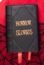 Load image into Gallery viewer, Horror Stories Book Clutch & Crossbody #1