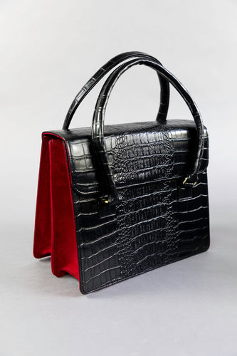Alligator Satchel