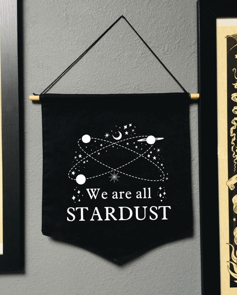 Large Banner - We are all Stardust