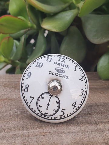 Knob - Paris Clocks