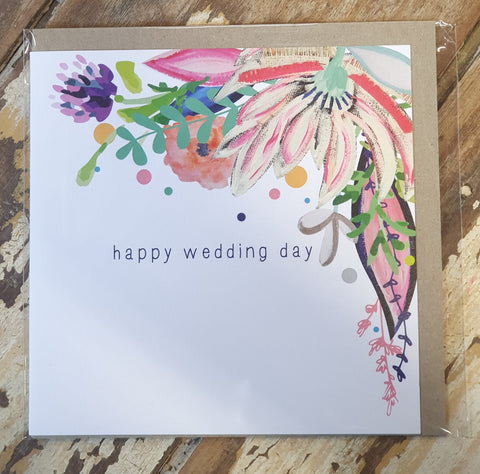 Card - Wedding Day