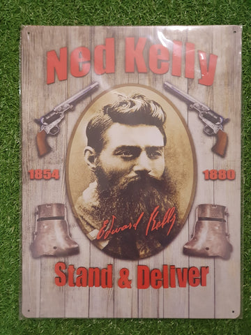 Sign - Ned Kelly