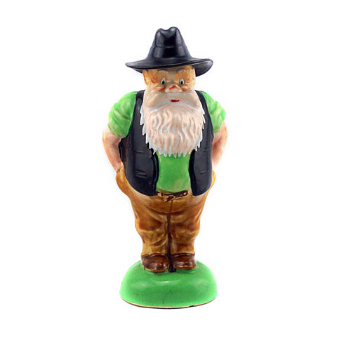 Old Man Figurine