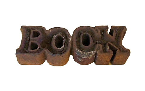 SALE - Book Ends