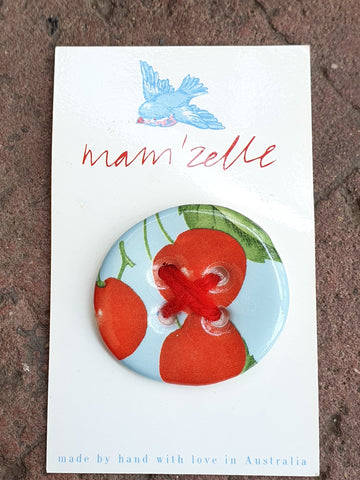 Sale Mam'Zelle Ceramic Button #10
