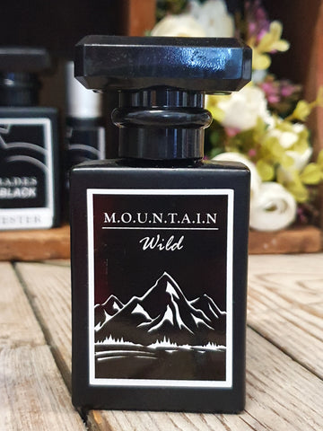 ST20. Perfume Oil 30ml Mountain Wild for men