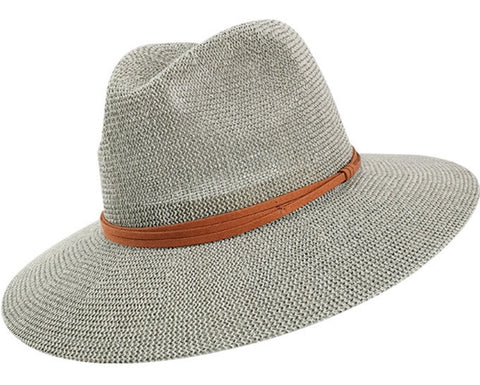 Hat - Posy Grey HD916