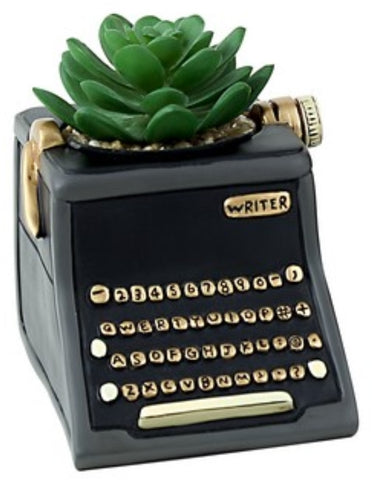 Allen Design baby typewriter black