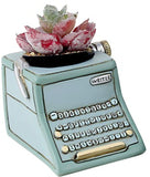 Allen Design baby typewriter blue ADBT