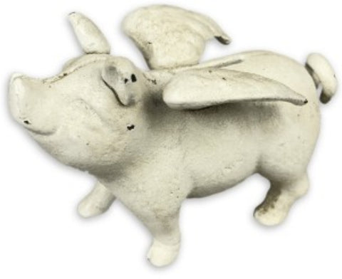 Money box - tiny pig with wings MB120