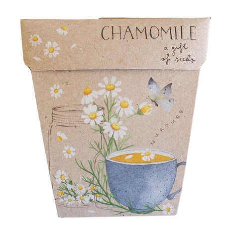 Sow 'n Sow Seeds - Chamomile *