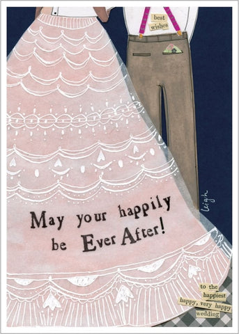 Card - Happily Ever After CHEA
