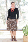 Casuarina Skirt - Bird Watching