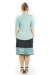 Rosemary Top -  Mint Bamboo