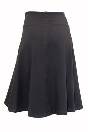 Swing Skirt - Black