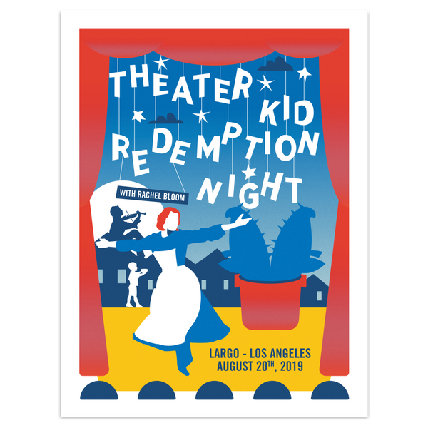 Theater Kid Largo Poster