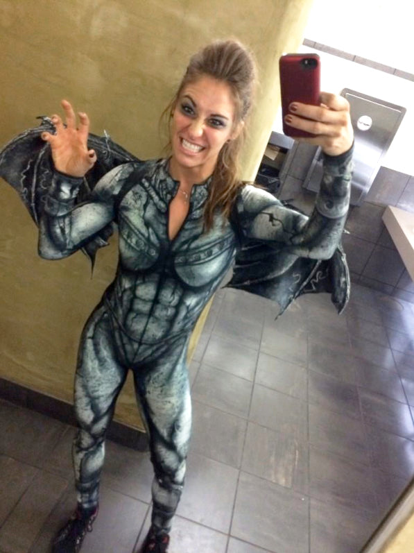 ager was on her way to do a seminar at big cat crossfit agerbombseminars tigerpharr freak gargoylelife