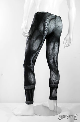 aerialist leggings gargoyle meggings