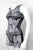 women's Gargoyle Singlet for olympic lifting costume statue