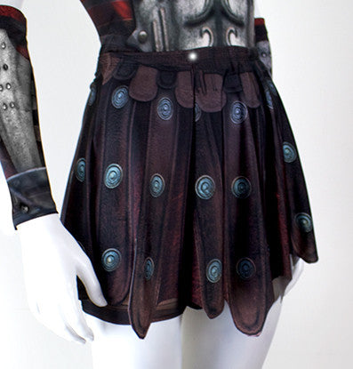 Accessory - 'SPARTAN' SKIRT -- Sportswear/costume