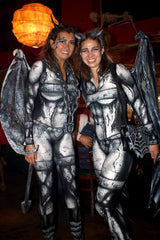Women's 'GARGOYLE BARRED - Second Generation Bodysuit --sportswear/costume