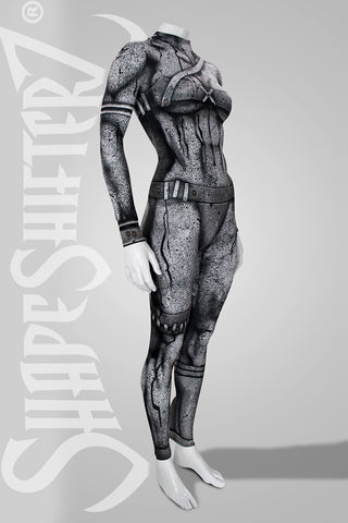 Women's 'GARGOYLE' Bodysuit - 4th Gen -- sportswear/costume