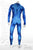 Cosplay Halloween bodysuit superhero onesie Dr Doctor Manhattan Costume Superman